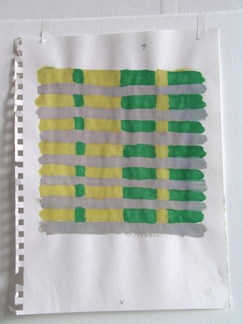 2011-2012: paper study for greenGrey