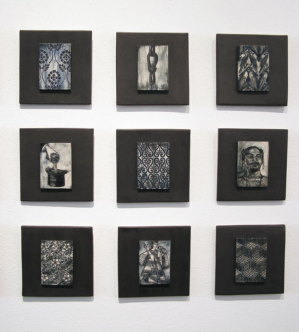 Susan wink ceramic art loteria dailygadgetfo Gallery