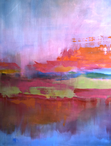 Susan Wolfe Huppman Chroma oil on canvas