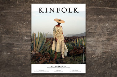 Suzanne Snider Articles Kinfolk, Vol 24 The Relationships Issue
