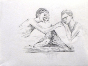 Suzanne Bennett Drawings pencil on paper