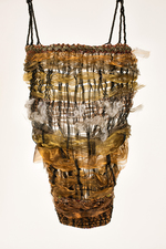 Sylvia Vander Sluis Fiber Work Handwoven fiber, fabric, and cord