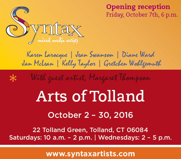 Upcoming & Recent Shows Arts of Tolland