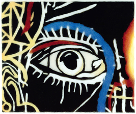 Tabitha Vevers Lover's Eye II Oil on Ivorine