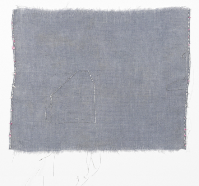 Embedded (Thread Drawings) 2015 to present Embedded: Gray