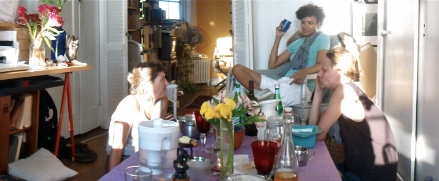 2010: The Contemporary Feminist Dinner Table 2010