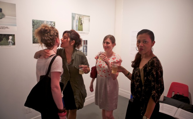2013: Group Therapy: Aesthetics and Politics Rosemary Taylor, Nikki Schiro, Julia Whitney Barnes and Jodie Lyn-Kee-Chow