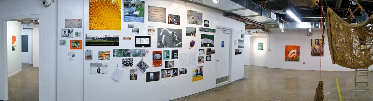 2011: A Self-Curated Show