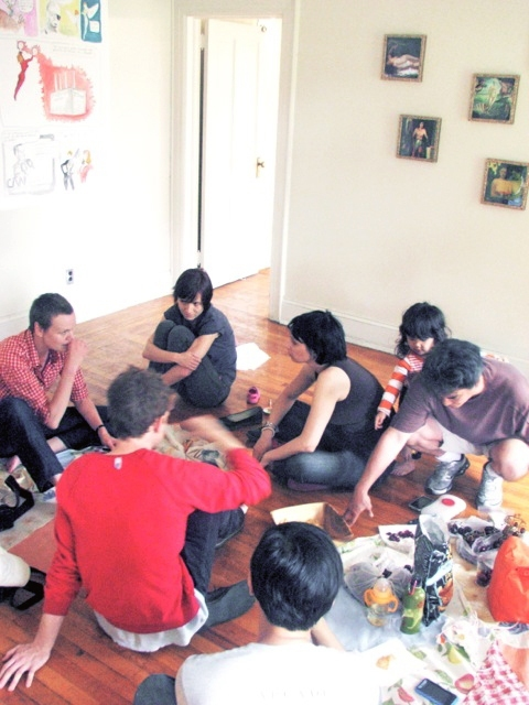2010: Making & Sharing a Room of Our Own