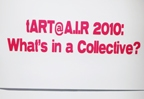 2010: What's in a Collective?