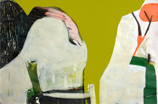 Tatana Kellner PAINTINGS acrylic on paper