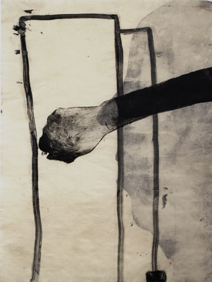 Tatana Kellner PRINTS monoprint