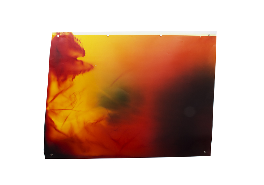 TATIANA KRONBERG Jetties chromogenic photogram