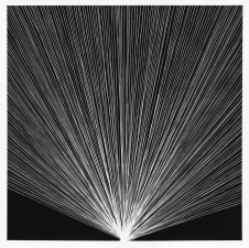 TENESH WEBBER  PORTFOLIO 3 - 2007-10 BLACK AND WHITE PHOTOGRAM