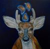 ANIMALS oil/wood