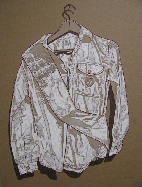 Brown Paper Series Boy Scout