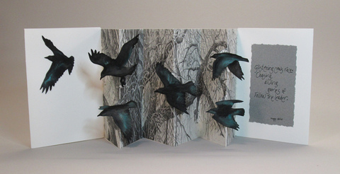 L U N A   P R O J E C T Margy O'Brien Mixed Media Book