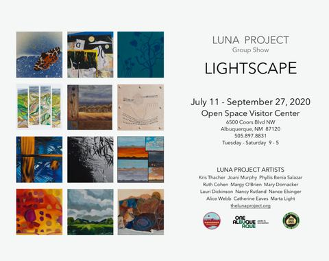 L U N A   P R O J E C T Lightscape Invitation