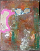 thomas fernandez Paintings 2002-2007 mixed media on panel