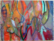 thomas fernandez Paintings 2002-2007 mixed media