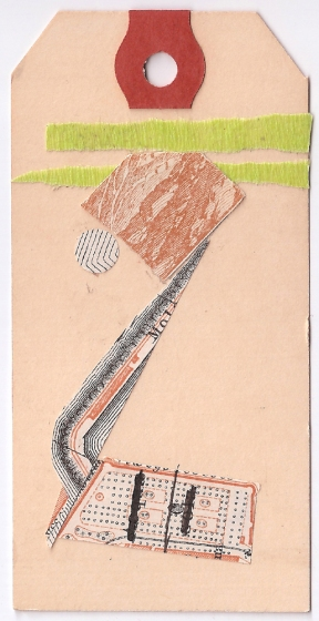 Tag Series 2012 untitled (inv.#2012-042)