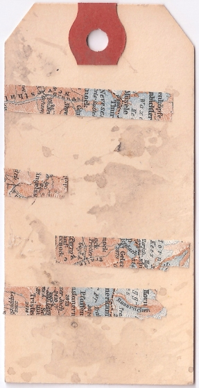 Tag Series 2012 untitled (inv.#2012-051)