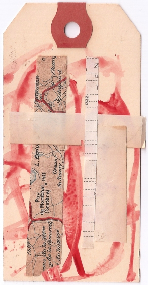 Tag Series 2012 untitled (inv.#2012-078)