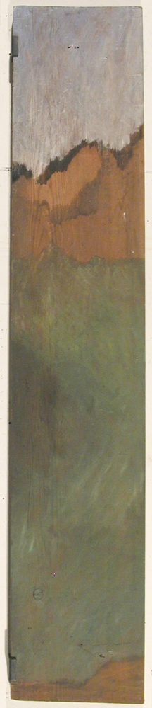 Narrow Vertical paintings  untitled (inv.#1997-012)