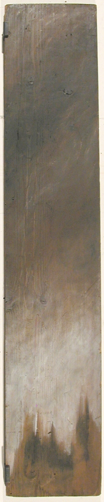 Narrow Vertical paintings  untitled (inv.#1997-015)