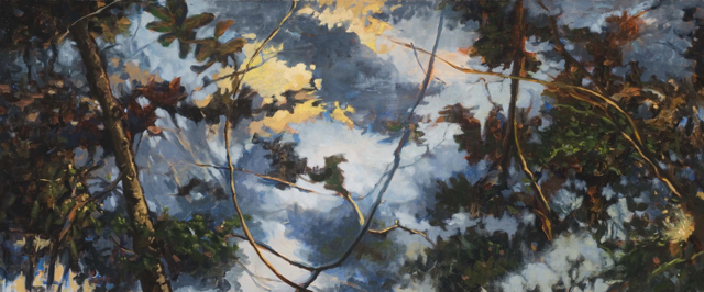 Thuan Vu The New World 2012-present oil on panel