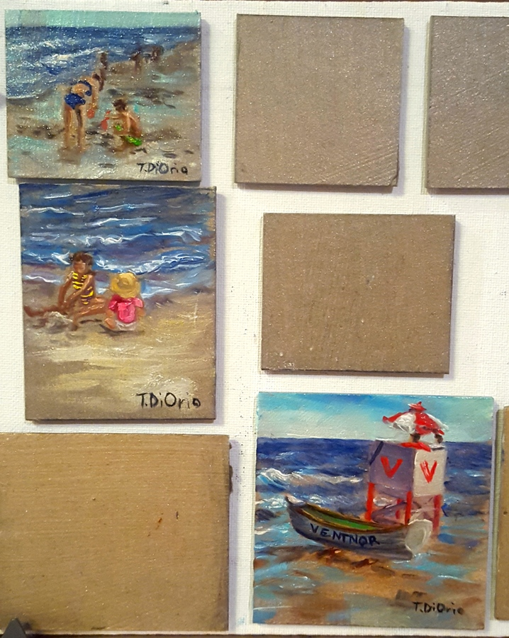 Tiny Paintings