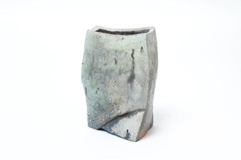 TIM ROWAN Vessel woodfired ceramic