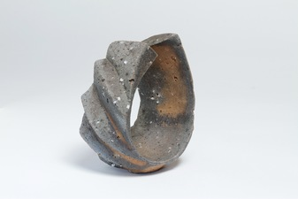 TIM ROWAN Fragment woodfired ceramic