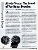 Al Tomba: The Sound of Two Hands Drawing