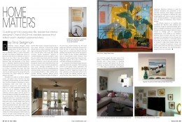 Home Matters - Interior Designer and Curator Cheryl McGinnis