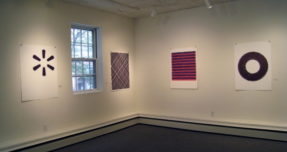Tina Seligman Measured Variation Exhibit