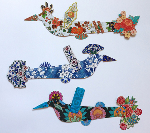 TIN CAN SALLY • Sally Seamans • Recycled Tin Art and Jewelry birds