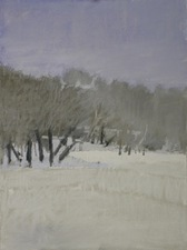 Tom Maakestad General Archives of Sold Works Pastel on Paper