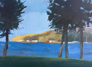 Tom Maakestad Woods and Water Portfolio Oil
