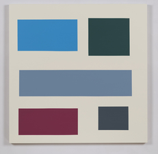 Tom McGlynn Paintings 2019-2020 Acrylic on birch panel