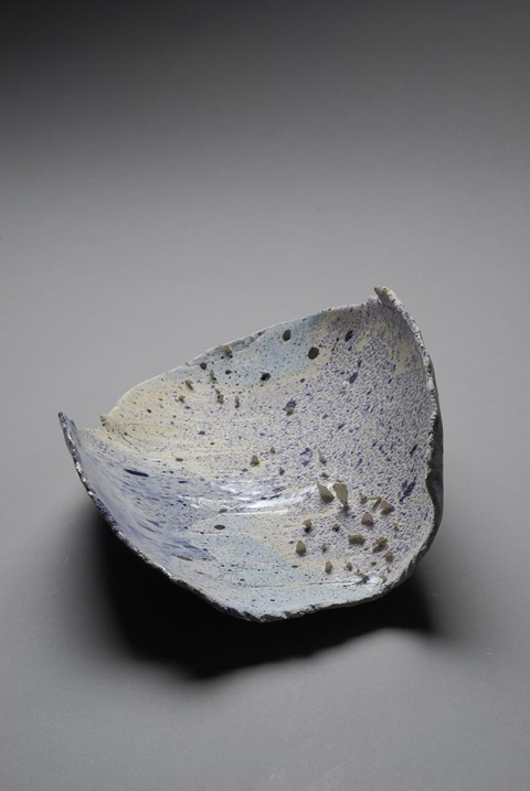 Tomoko Amaki Abe 2008 low fire clay, glazes