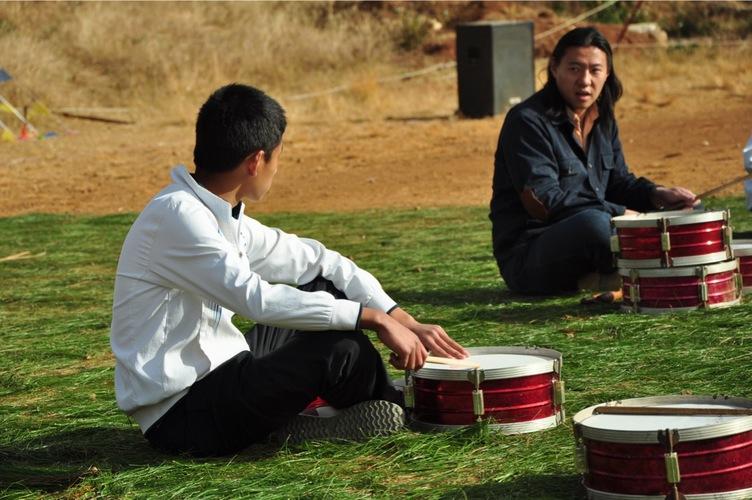 2014 End-of-Semester Drum Ensemble