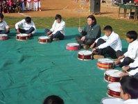 Tongji Philip Qian 2013 End-of-Semester Drum Ensemble
