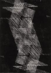 Tongji Philip Qian Chance and Forms Original Woodblock print