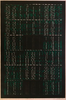 Tongji Philip Qian I Ching in Progress Woodblock print