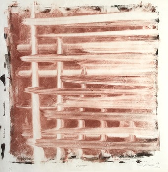 Tongji Philip Qian Untitled Monotype