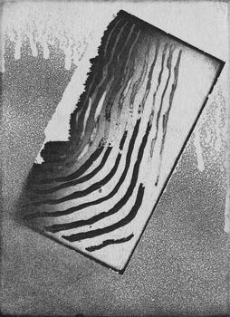 Tongji Philip Qian Intaglio Prints Etching on paper