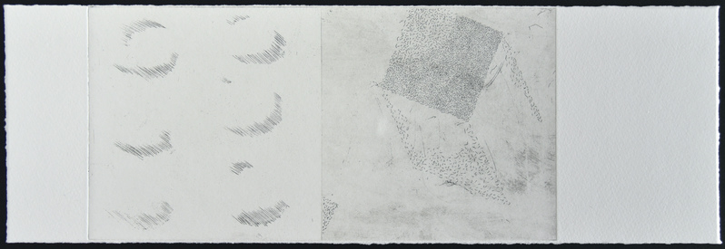 Tongji Philip Qian Intaglio Prints Etching on paper