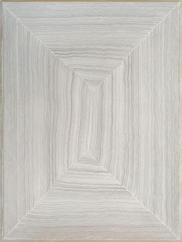 Tongji Philip Qian recent works Graphite on paper