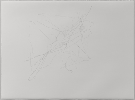 Tongji Philip Qian After Marfa Graphite on paper